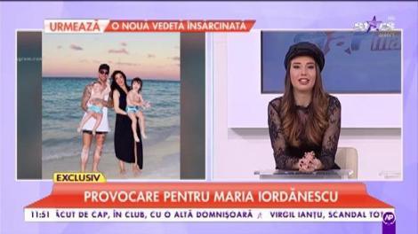 Provocare pentru Maria Iordănescu. Vedeta a prezentat știrile din sport