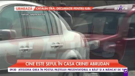 Gabi Popescu este bărbat de casă! Cine este şeful în casa Crinei Abrudan