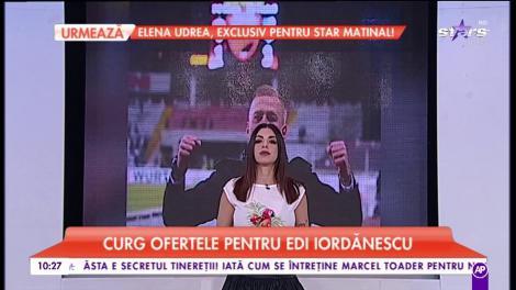 Edi Iordănescu are toate motivele să fie fericit