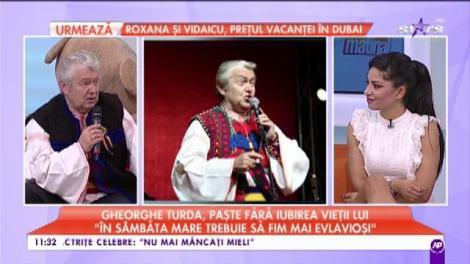 """Gheorghe Turda, Paște fără iubirea vieții lui: ,,A văzut potenţialul meu şi m-a susţinut în totalitate"""". Dezvăluiri emoționante cu cel mai îndrăgit rapsod"""