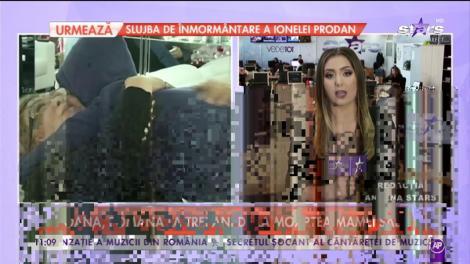 """Oana Zăvoranu, pomană secretă pentru Mărioara Zăvoranu: """"A mers la cimitir, era foarte tristă"""""""