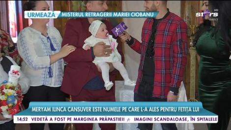 Gazi Demirel își botează fetița! Cântărețul s-a pregătit interns pentru marele eveniment