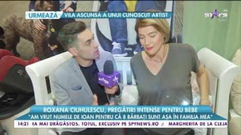 """Roxana Ciuhulescu, pregătiri intense pentru bebe: """"Am dus sarcina foarte bine până acum"""""""