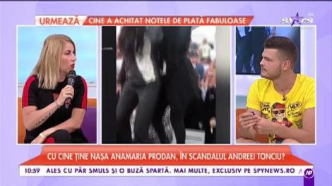 Anamaria Prodan a luat atitudine în mariajul Andreei Tonciu