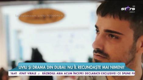 Liviu Teodorescu a ajuns în Dubai! Artistul și drama din Dubai: Nu îl recunosște nimeni!