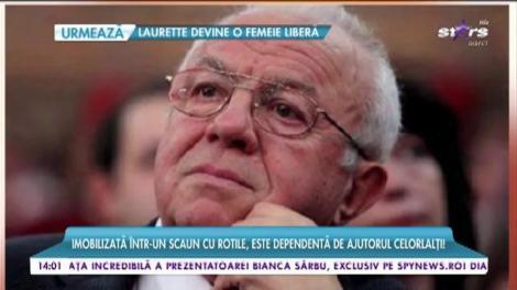 """Alexandru Arșinel trece prin momente grele! Soția actorului, imobilizată într-un scaun cu rotile: """"Viaţa asta este supusă unor încercări permanente"""""""