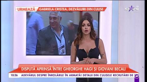 Adevăratul motiv care a stat în spatele atacului pe care Gică Hagi l-a lansat la adresa selecționerului Cosmin Contra