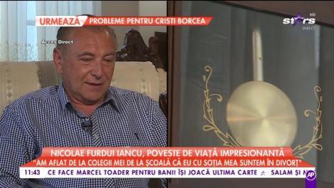 """Nicolae Furdui Iancu, poveste de viața impresionantă: """"Când aveam 2 săptămâni, tatăl meu a plecat în armată"""""""