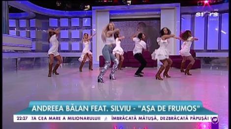 """Andreea Balan feat. Silviu - """"Așa de frumos"""""""