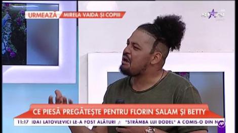 Piesă nouă pentru Florin Salam! Cine este artistul care i-a compus melodia regelui manelelor!