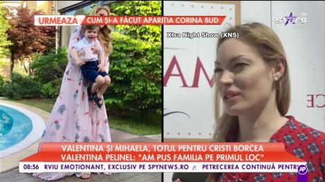 Mihaela Borcea și Valentina Pelinel fac totul pentru Cristi Borcea
