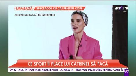 Catrinel Menghia, dezvăluiri uimitoare despre stilul ei de viaţă