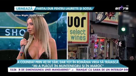Ramona Ilie a colindat prin 40 de țări, dar tot în România vrea să trăiască