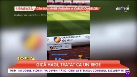 """Gică Hagi, primul gol pe care l-a dat împotriva românilor: """"Orice este posibil în fotbal! Nu în fiecare zi ne trezim la fel"""""""