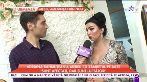 """Adriana Bahmuțeanu, mereu cu zâmbetul pe buze: """"Sunt foarte mândră de copiii mei"""""""
