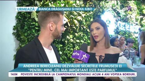 """Andreea Berecleanu dezvăluie secrete frumuseții ei: """"Îmi place Delta, îmi plac plajele sălbatice"""""""