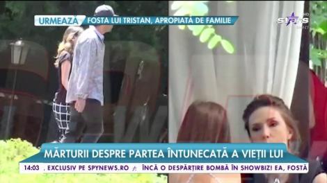 Radu Vâlcan face primele declaraţii după anunţul că va deveni din nou tătic