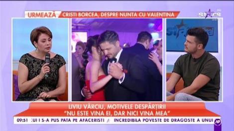 """Liviu Vârciu, despre motivele despărțirii: """"Nu este vina ei"""". Prima declaraţie a Andei, fosta iubită a vedetei TV"""