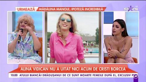 Bombă! Alina Vidican nu l-a uitat pe Cristi Borcea! Gestul uluitor făcut după eliberarea fostului soț