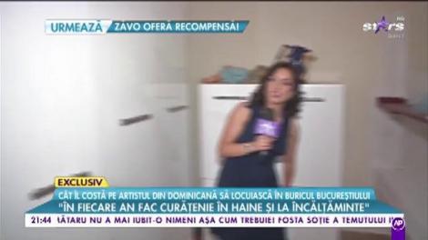 Hevito și-a renovat casa! Cât îl costă pe artistul din Dominicană să locuiască în buricul Bucureștiului Hevito și-a renovat casa! Cât îl costă pe artistul din Dominicană să locuiască în buricul Bucureștiului