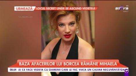 Baza afacerilor lui Cristi Borcea rămâne fosta lui soție Mihaela Borcea