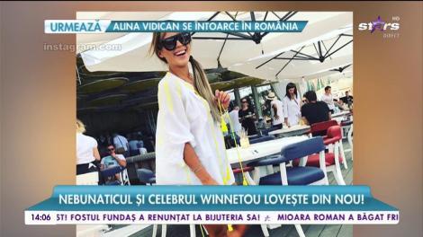 Celebrul estetician, Renert Gad, weekend la munte cu frumoasa Ioana Tamaș