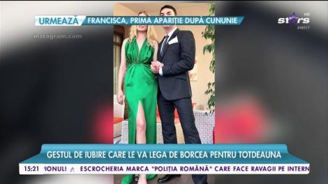 Femeile fac orice pentru Cristi Borcea! Ce au în comun Alina Vidican şi Valentina Pelinel