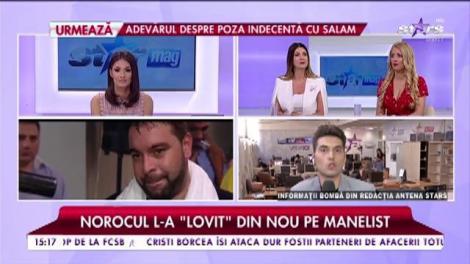 Informaţii bombă despre Florin Salam! Artistul a câștigat un milion de euro