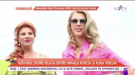 La asta nu se aștepta nimeni! Adevărul despre relația dintre Alina Vidican și Mihaela Borcea! Totul a ieșit la iveală!