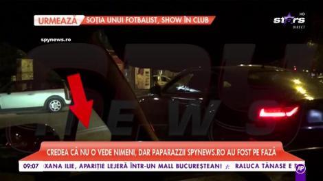 Raluca Tănase a comis-o rău de tot! Aflată la volanul bolidului ei, vedeta a încălcat regulile de circulație!