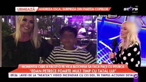 Momentul care a facut-o pe Vica Blochina să facă pace cu Victor Piturcă