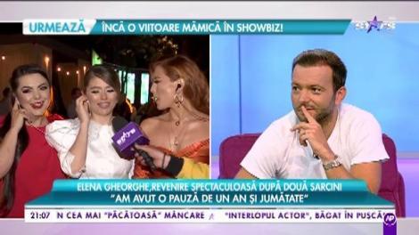 """Elena Gheorghe, revenire spectaculoasă cu """"Un gram de suflet"""": Noua piesă sună perfect!"""