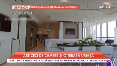 Imagini spectaculoase din cel mai scump penthouse în valoare de 13.000 de dolari
