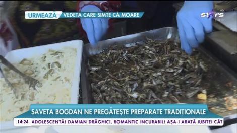Saveta Bogdan ne pregătește cele mai delicioase rețete tradiționale