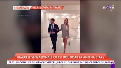 Ciprian Marica şi Ioana Marcu - unul dintre cele mai frumoase cupluri