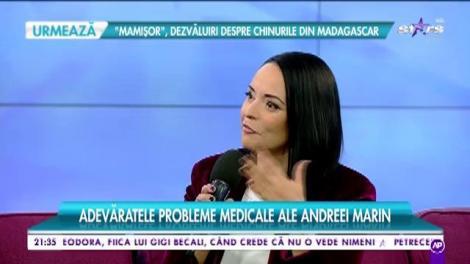 Medicii au dat verdictul! Andreea Marin va ajunge din nou pe masa de operație
