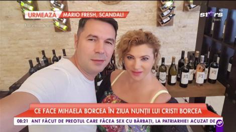 Mihaela Borcea, vacanţă exotică alături de iubitul ei