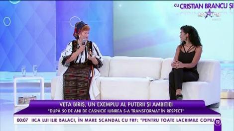 """Veta Biriş, un exemplu al puterii şi ambiţiei. Drama din spatele """"Femeii de fier"""""""