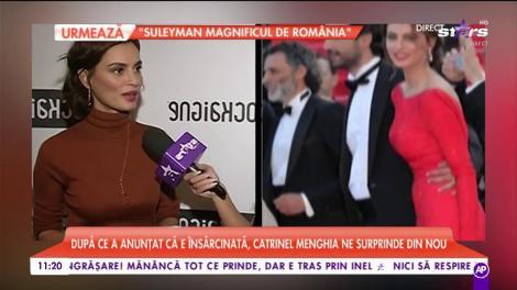 Catrinel Menghia s-a căsătorit în secret!? Modelul și-a schimbat numele