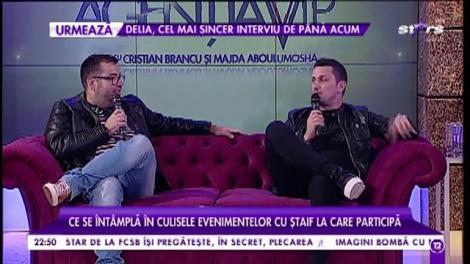 Popescu și Flick, Stan şi Bran ai timpurilor noastre, dezvăluiri picante din culisele evenimentelor la care participă
