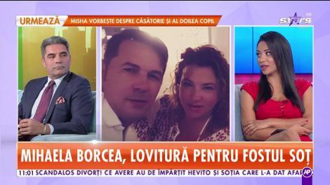 Mihaela Borcea și-a implicat iubitul în afaceri