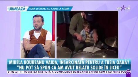 """Mirela Vaida, însărcinată cu al treilea copil? """"Nu e momentul să fac anunţul"""""""