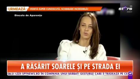 Andreea Raicu, surprinsă cu un domn misterios! Gesturile i-au dat de gol