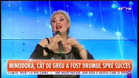 Minodora cântă la Star Matinal