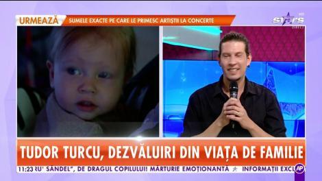 """Tudor Turcu, câștigătorul """"X Factor"""", ediția 2012, despre schimbările din viața lui"""