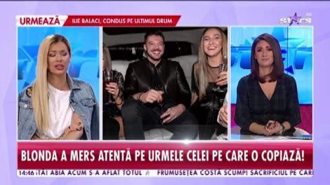 Victor Slav, prins în ipostaze tandre cu sosia Biancăi Drăguşanu!