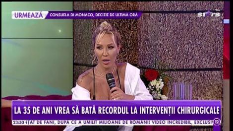 """La 35 de ani, Raluca Podea vrea să bată recordul la intervenții chirurgicale: """"Vreau să-mi lungesc picioarele, prin intermediul operațiilor!"""""""