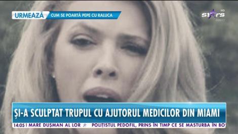 După divorţul de Cristi Borcea, Alina Vidican a cheltuit o avere pe operațiile estetice