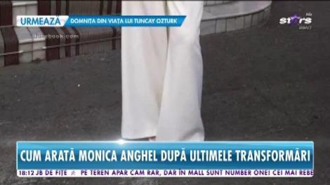 Cum arată Monica Anghel după ultimele transformări