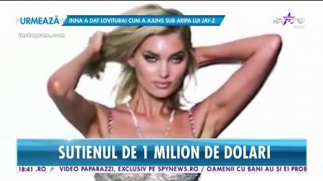 Sutienul de un milion de dolari